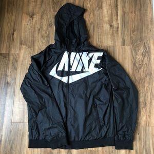Nike The Windrunner Jacket Men's Large Black